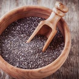 Graines de Chia Bio du Pérou – Sachet de 250 g
