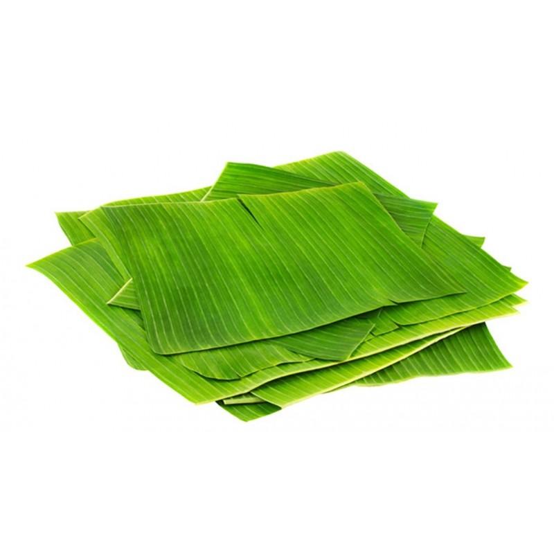 Hojas de Plátano ( envuelve apróx. 15 tamales)