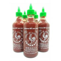 Sauce très piquante Sriracha (Scoville 2.000) 481g