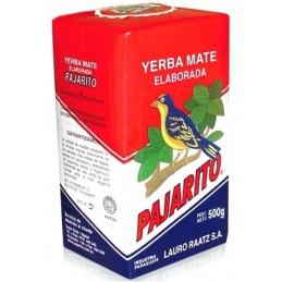Yerba Mate Pajarito Clásico 500g