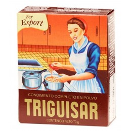 Condiment Triguisar colombie 70g