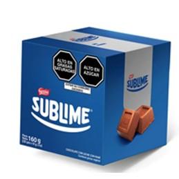 Box Chocolat Sublime Bom BOm 160g