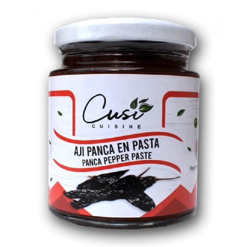 Aji Panca en Pasta Cusi 225g