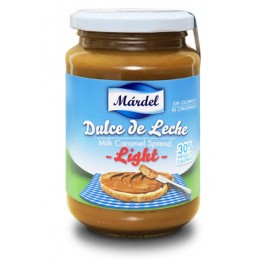 Dulce de Leche Light Mardel...