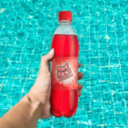 Soda Red Rock Framboise 450ml