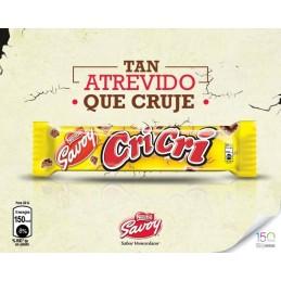 CRI-CRI Chocolat vénézolien