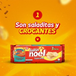 Galletas - Crackers Noel...