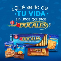 Galletas - Crackers Ducales...