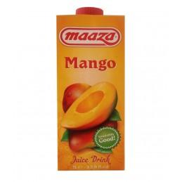 Jugo de Mango Irresistible !  Maaza 1 Litro