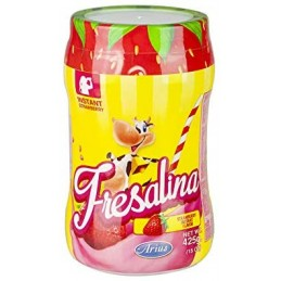 eifach Fresalina Erdbeeren...