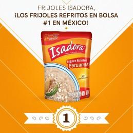 Frejoles refritos peruanos...