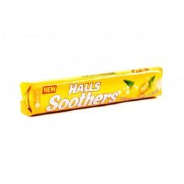 Halls au goût citron et...