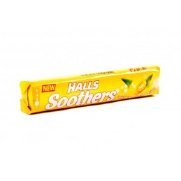 Halls Soothers sabor a...