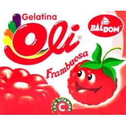 Gelatina Frambuesa Oli 85g