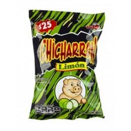 Snack Chicharron de Cerdo con Limón 28g