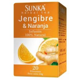 SUNKA Ingwer und Orange...