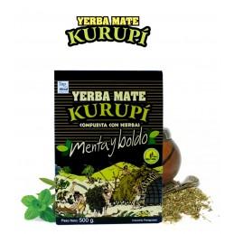 Yerba Mate KURUPI Menthe &...