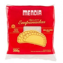 Tapas Empanadas Medianas para el Horno congeladas (12 unidades) 350g