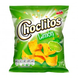 Choclitos Limón 27g