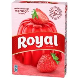 Gelatina sabor a fresa...