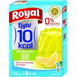 Gélatine ROYAL 0% sucre au...