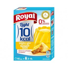 ROYAL gélatine 0% sucre -...