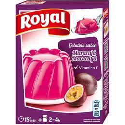 Gelatina ROYAL - sabor a maracuyá 170g