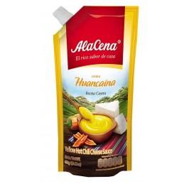 Sauce à la Huancaína...
