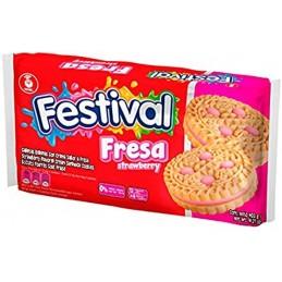 Galleta Festival rellenas...