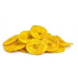 Runde Bananenchips /...