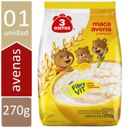 Maca Avoine 3 Ositos 270g
