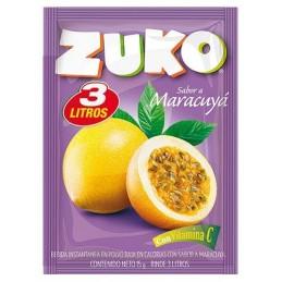 Refresco Zuko de maracuyá 15g