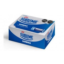 Chocolate Sublime Sonrisa - Caja 20 und x 40 gr