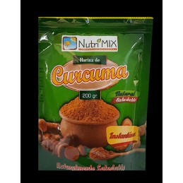 Harina de Curcuma Nutrimix...