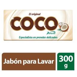 JABON DE COCO - VARELA 200gr