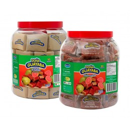 POT DE GUAYABA SUCREE 50PC