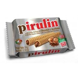 PIRULIN EN BARQUILLOS...