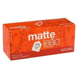 TEA CHÁ MATE LEÃO 40g