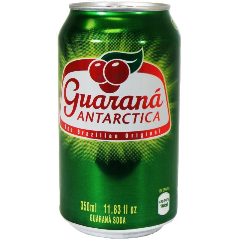 Refrigerante Guaraná Antarctica  33cl