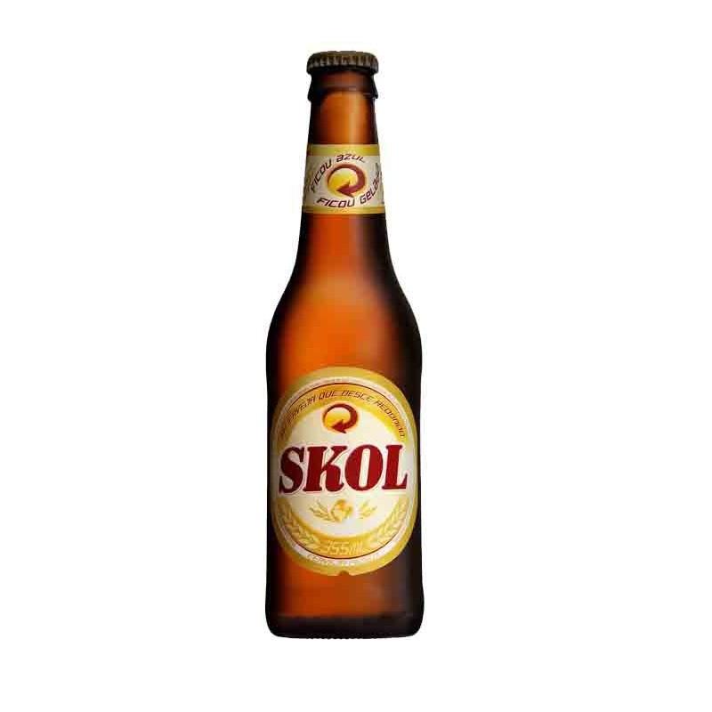 Cerveza  Skol 35cl