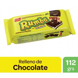 GALLETAS ARGENTINAS RUMBA 112g