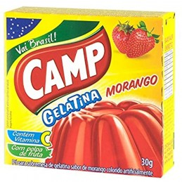 JELLY STRAWBERRY / CAMP...