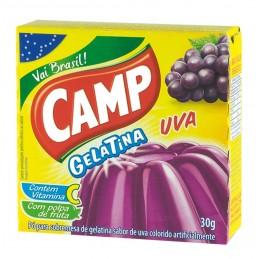 GELATINA DE UVA CAMP 30g