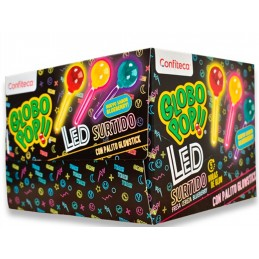 CHUPETES GLOBO POP LED...