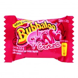 Chewing-Gum Bubbaloo cerise