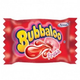 Chewing-Gum Bubbaloo Fraise