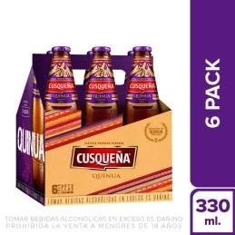 Cerveza Quinua Cuzqueña...