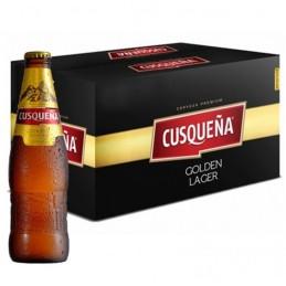 Bière cuzqueña blonde...