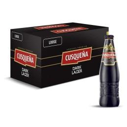 Cerveza Cuzqueña Negra...