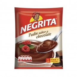 Pudin de Chocolate La...